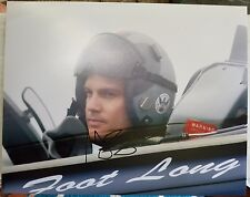 GEOFF STULTS SIGNED AUTO 8X10 HORIZONTAL PHOTO THE FINDER 7TH HEAVEN ENLISTED
