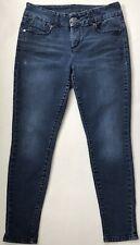 53e0d9900593 7 SEVEN FOR ALL MANKIND Women's Legging Jeans, Slim Skinny Fit, Blue, Size