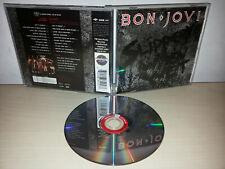BON JOVI - SLIPPERY WHEN WET - DUALDISC - CD / DVD