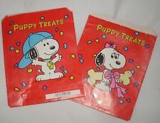 Peanuts BABY SNOOPY Treat BAGS (16) ~ Daisy Hill Puppies - BABY SHOWER, Birthday