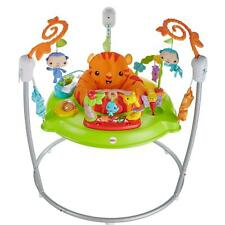 Fisher-Price Roaring Rainforest Jumperoo, with Music and Lights