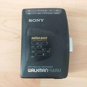 Sony Walkman WM-FX16 AM FM Tuner Radio Cassette Walkman Spares / Repairs