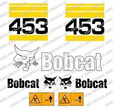 BOBCAT 453 Minipala Set Decalcomania Adesivi
