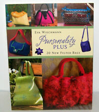 A13 Pursenality Plus: 20 Brand New Felted Bags