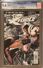 Uncanny X-Force 13 Variant CGC 9.8