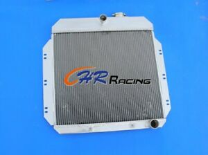 Aluminum Radiator for Chevrolet chevy Sedan Bel-Air Fleetline 1949-1954 50 51 AT