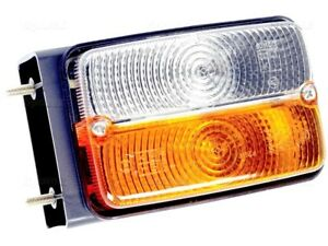 SIDE LIGHT (RH) FOR CASE MX100 MX110 MX120 MX135 MX150 MX170 TRACTORS.