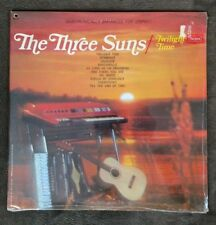 The Three Suns - Twilight Time Sears SPS-437 SEALED New