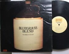 Country Lp Bluegrass Blend Ramblin' Fever On Leather