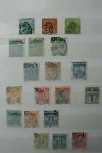 Denmark Stamps - Small Collection - E16
