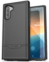 Samsung Galaxy Note 10 Rugged Case Protective Full Body Cover - Black