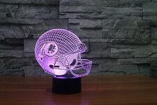 NFL Washington Redskins  Illusion Night Light Des 3D Acrylic LED 7colors USB