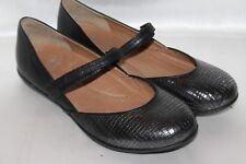 NEW! DANSKO Black Textured Leather NANETTE Comfort Mary Jane Shoes Sz EU37 $145