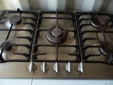 5 Burner BELLINI cooktop stainless steel 90cm- Natural gas
