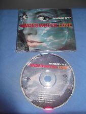 """Smoke City """"Underwater Love"""" MINICD JIVE UK&EUROPE 1997"""