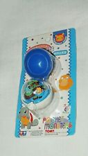 NEW POKEMON IND-UP SQUIRTLE &PYSDUK POKEBALL POCKET MONSTERS -AULDEY - TOMY