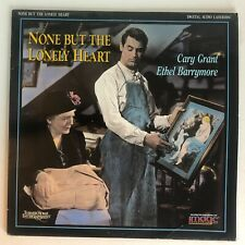 NONE BUT THE LONELY HEART - (1944) - LASERDISC - NTSC (ID6887TU)