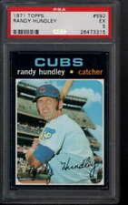 Randy Hundley 1971 Topps #592 Cubs  ID: 201164