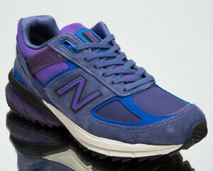 New Balance 990 Made In USA Women's Purple Blue Lifestyle Shoes Casual Sneakers