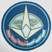 NEW Russian Uniform Sleeve Patch - Space Cosmos Forces : Plesetsk Cosmodrome