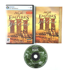 Jeu Age of Empires 3 III The War Chiefs Sur PC (warchiefs)