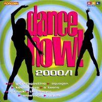 Dance Now 2000/1 Gigi D'Agostino, Aquagen, Kosmonova, A*Teens, C-Block,.. [2 CD]