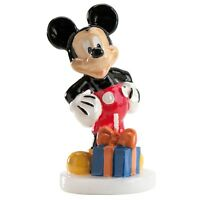 MICKEY MOUSE Disney Candle Birthday Cake Candle Topper Figure Character