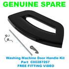 HOTPOINT-ARISTON WMD 942K EU WMF 823K FR Washing Machine Door Handle Kit Black photo