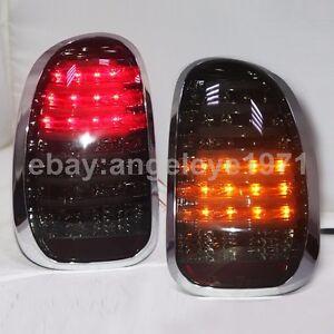 Smoke Black For MINI Cooper Countryman R60 LED Strip Rear Light 2010-2013Year LH