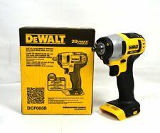 DeWALT DCF883B 20-Volt MAX Lithium Ion 3/8