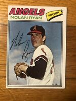 1977 Topps Nolan Ryan California Angels #650 Baseball Card