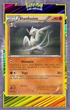 🌈Shaofouine - NB04:Destinées Futures - 68/99 - Carte Pokemon Neuve Française