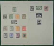 BRUNEI STAMPS SELECTION ON 2 ALBUM  PAGES  (P34)