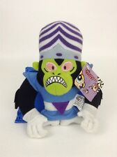 "Powerpuff Girls Mojo Jojo Monkey 5"" Cartoon Network Nanco Plush Stuffed Animal"