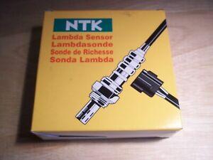NGK OZA341-SZ3 Rear Lambda Sensor Ford Fiesta, KA, Fusion and Mazda 2 02 -> 08