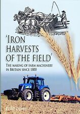 Iron Harvests of the Field by Peter Dewey