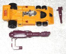 1986 Drag Strip (G1) - 100% complete (vintage Hasbro Transformer)