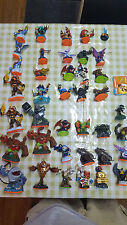 SKYLANDERS LARGE 39 FIGURE BUNDLE SOME LARGE GIANTS USED