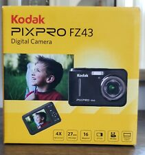 Kodak PIXPRO Friendly Zoom FZ43-BK 16MP Digital Camera