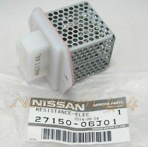 Genuine Nissan Patrol GQ Heater Fan Resistor