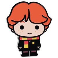 2020 Niue Chibi Harry Potter Ron Weasley 1 oz 999 Silver Proof Coin - 2,000 Made