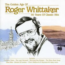 Roger Whittaker - Roger Whittaker: Golden Age [New CD]