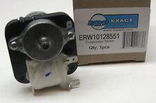Refrigerator Freezer Evaporator Fan Motor for Whirlpool W10128551 AP4366692