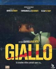 GIALLO  - BLU-RAY   THRILLER