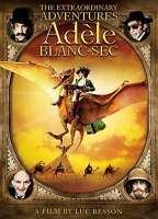 New: THE EXTRAORDINARY ADVENTURES OF ADELE BLANC-SEC DVD