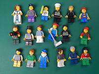 18 New Genuine Lego Modular Creator Expert minifigures (683)