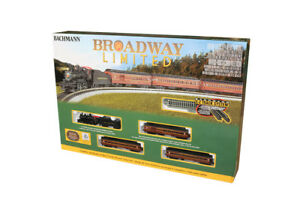 Bachmann N Broadway Limited Train Set 24026 NIB NEW