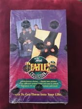 The Beatles Collection Trading Card Box - Factory Sealed 1993 The River Group
