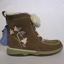 Timberland Suede Zip Shoes for Girls