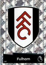 Match Attax 18/19 Club Badge Fulham Badge No. 145